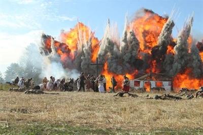 Rekonstrukcje walk w rocznicę bitwy nad Bzurą