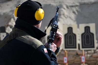 Strzelanie w Afganistanie