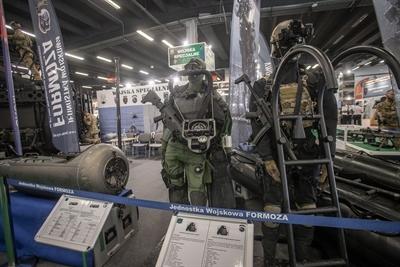 Jubileuszowa wystawa Wojska Polskiego