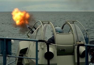 Zadanie: przywrócić ład na Bałtyku