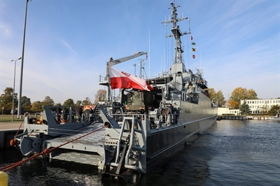 Radiotechnicy i marynarze na Błotniaku'19