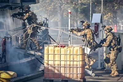 Atak terrorystyczny na okręt