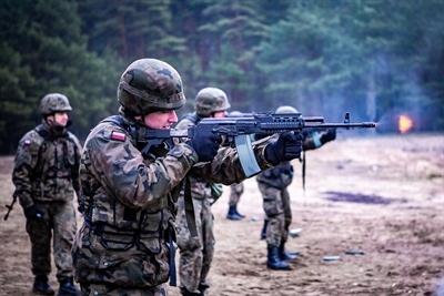 Pułk Ochrony – z nimi bezpieczniej