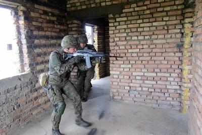 Pancerniacy szykują się do misji w Afganistanie