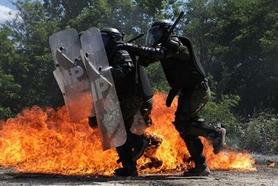 Ogień im niestraszny