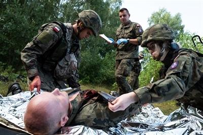 Military Doctor 2020 – z kliniki na pole walki
