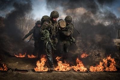 Siła żołnierzy z Lęborka