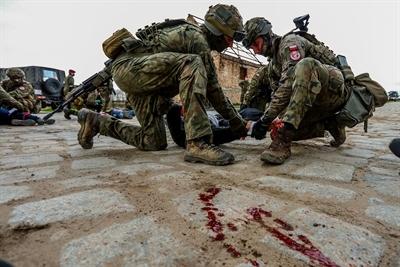 Spadochroniarze gotowi do misji w Kosowie