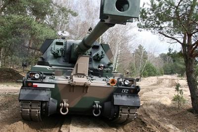 """Artyleryjskie ćwiczenia """"Bizon '21"""""""