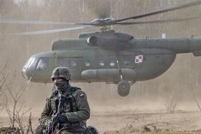 Kolejna zmiana gotowa na misję w Rumunii