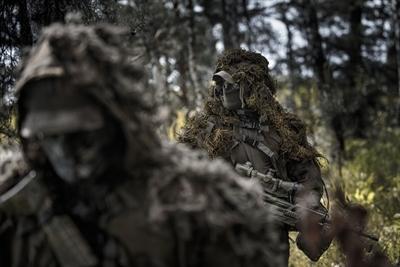 Tak ćwiczy strzelec wyborowy