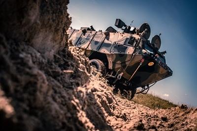 Następca BRDM-2 coraz bliżej