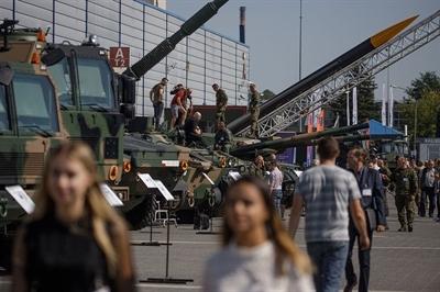 Siły zbrojne na MSPO