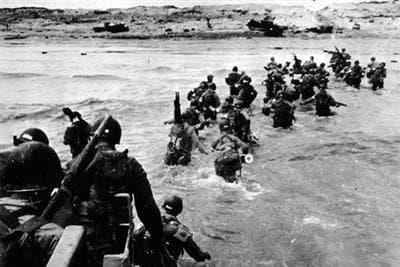 D-Day – początek końca