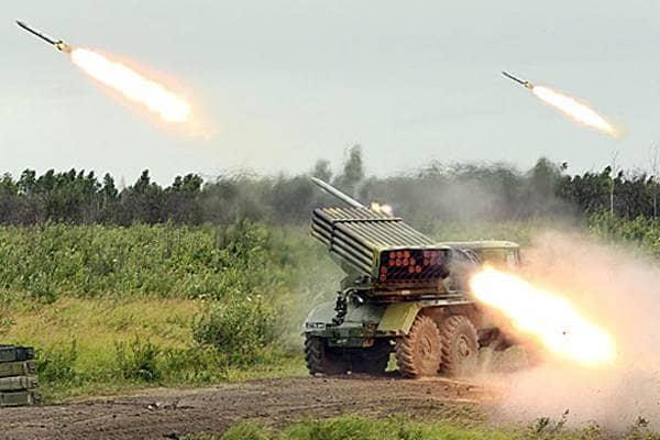 zdjęcie - Rosyjska broń dla separatystów