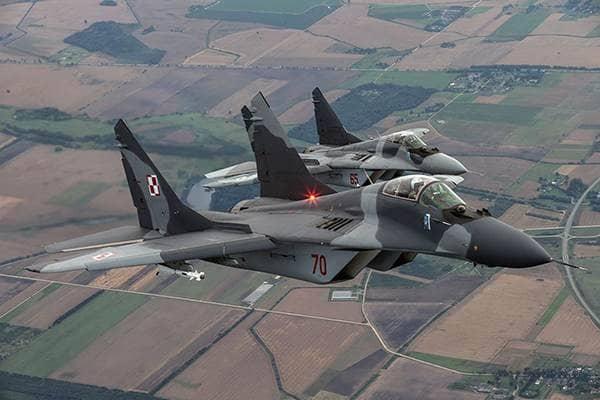 zdjęcie - Koniec polskiej misji Baltic Air ...
