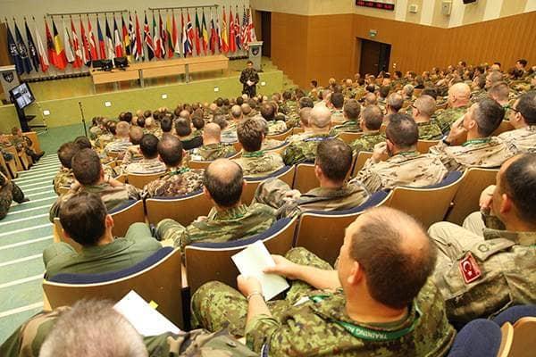 zdjęcie - Trident Joust: trening sztabowców NATO