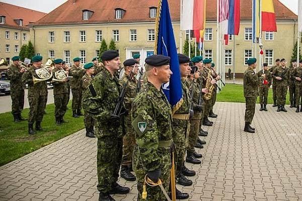 zdjęcie - Szczeciński Korpus rośnie w siłę