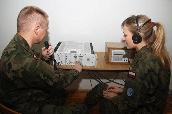 zdjęcie - Operatorzy radiostacji po egzaminach