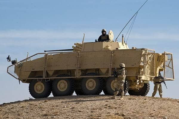 zdjęcie - Pojazdy opancerzone będą bezpieczniejsze