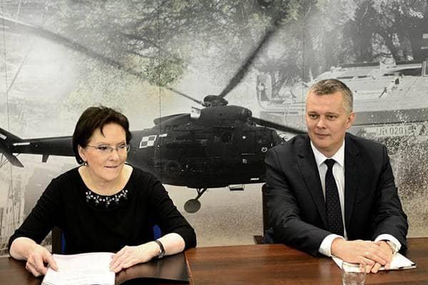 zdjęcie - Premier Ewa Kopacz w resorcie ...