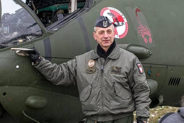 zdjęcie - Generał Wroński: lotnik z powołania