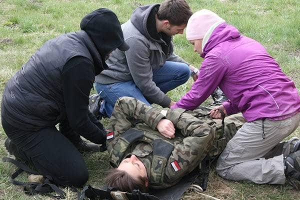 zdjęcie - Warsztaty wojskowych i cywilnych ratowników