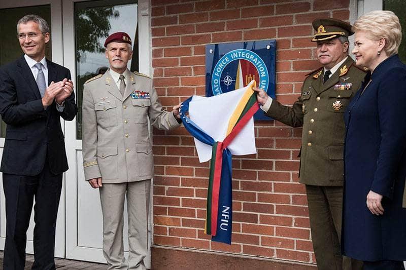 zdjęcie - Grupy integracyjne NATO rozpoczęły działalność
