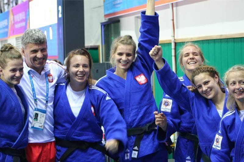 zdjęcie - Srebrny medal judoczek na rozpoczęcie ...