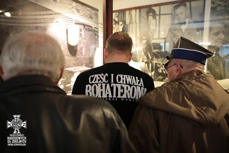 zdjęcie - 71. rocznica wyzwolenia obozu w ...