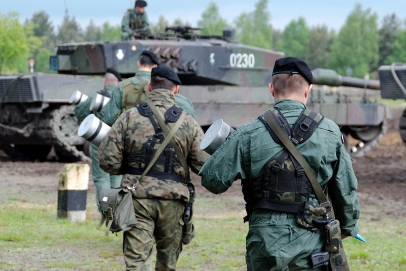 zdjęcie - Amunicja ćwiczebna do Leopardów