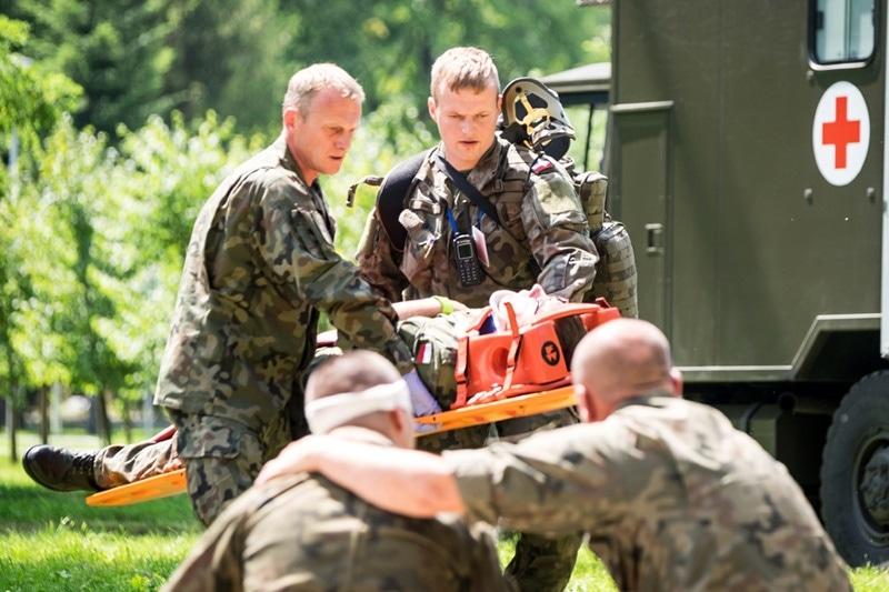 zdjęcie - Wojsko w pełnej gotowości do ...