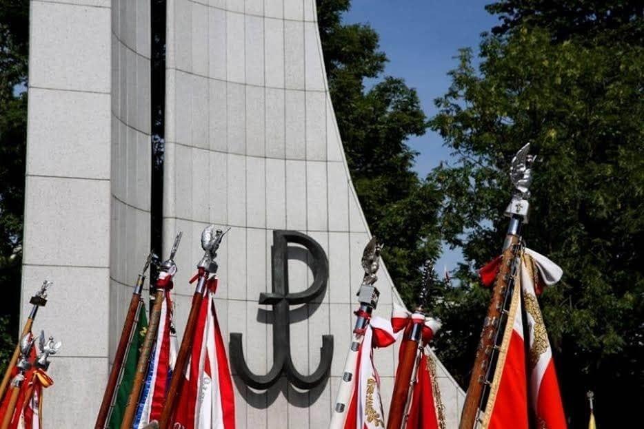 zdjęcie - 72. rocznica wybuchu Powstania Warszawskiego