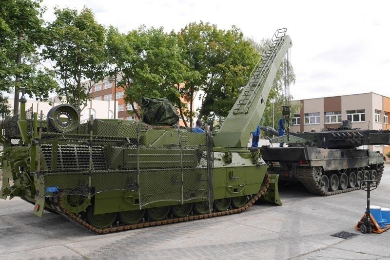 zdjęcie - Modernizacja Bergepanzerów 2