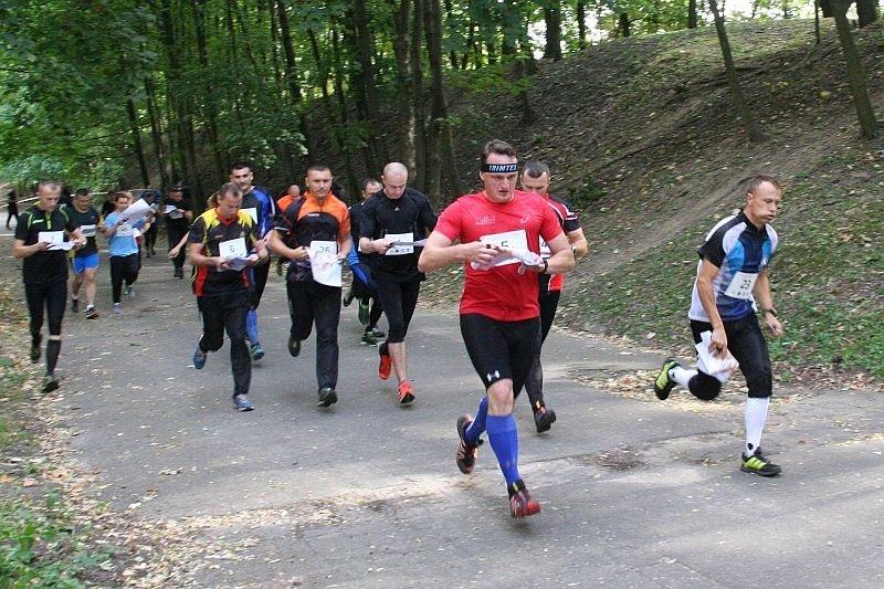 zdjęcie - Triumf biegaczy na orientację z ...