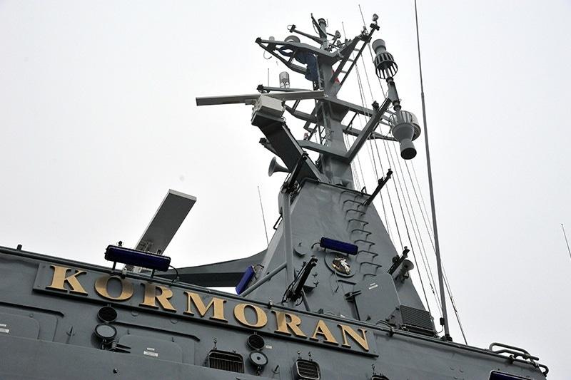 """zdjęcie - Double Eagle na pokładzie """"Kormorana"""""""
