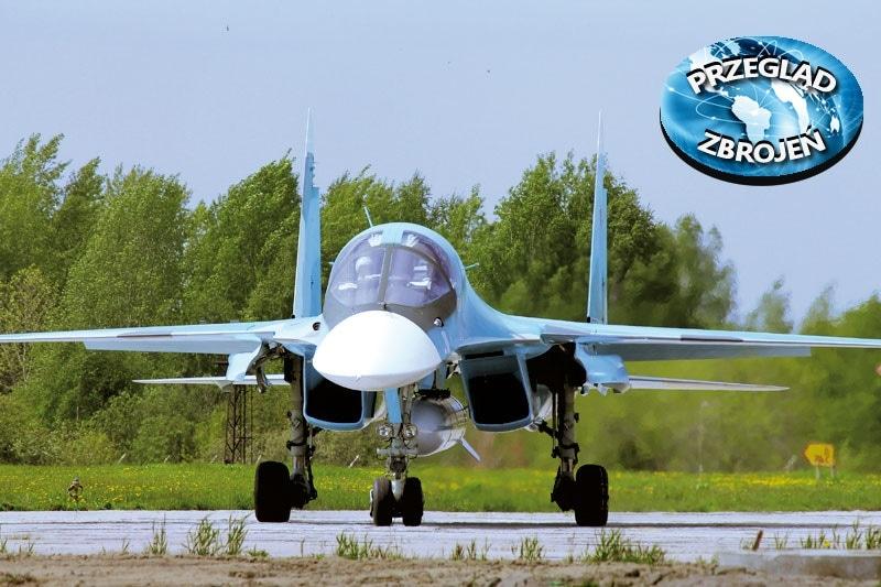 zdjęcie - Su-34, bombowiec, który miał zabić ...