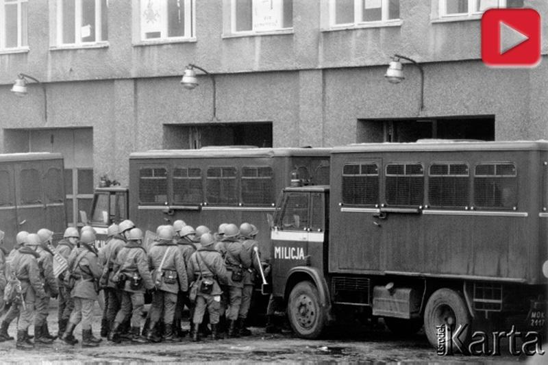 zdjęcie - Podchorążowie sprzeciwili się władzy komunistycznej