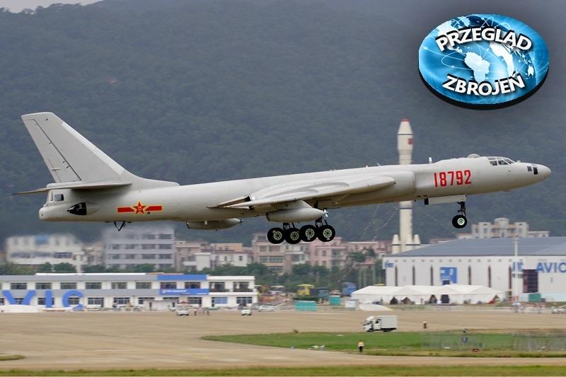 zdjęcie - Nowy bombowiec Państwa Środka