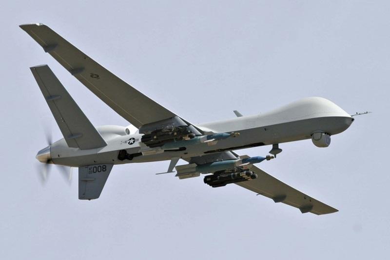 zdjęcie - Drony uderzeniowe coraz bliżej