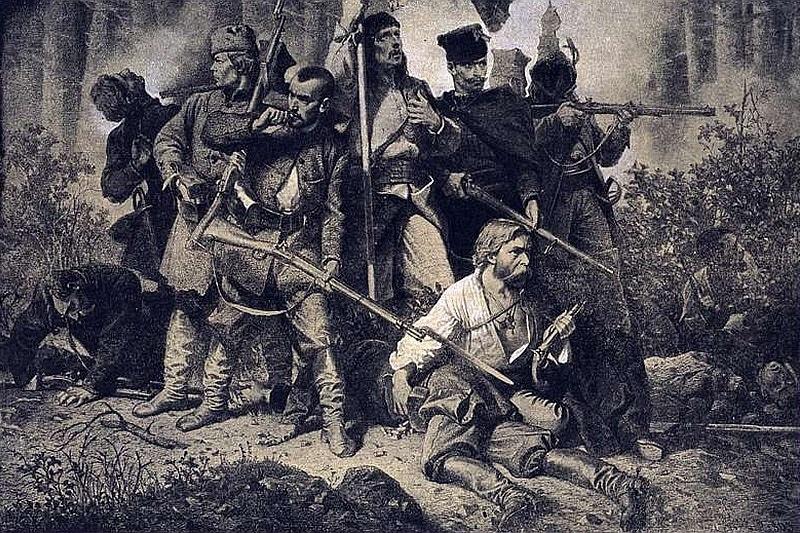 zdjęcie - Powstali przeciw rosyjskiej potędze