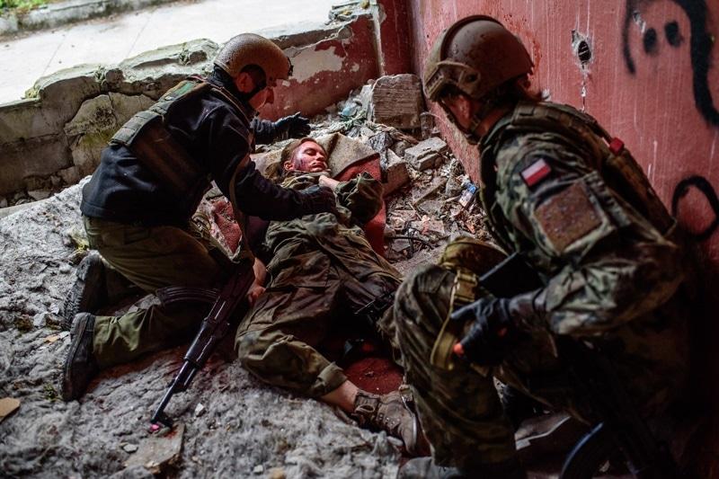 zdjęcie - Nowe szkolenia medyków pola walki