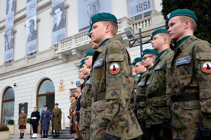 zdjęcie - Wystawa o żołnierzach wyklętych na ...
