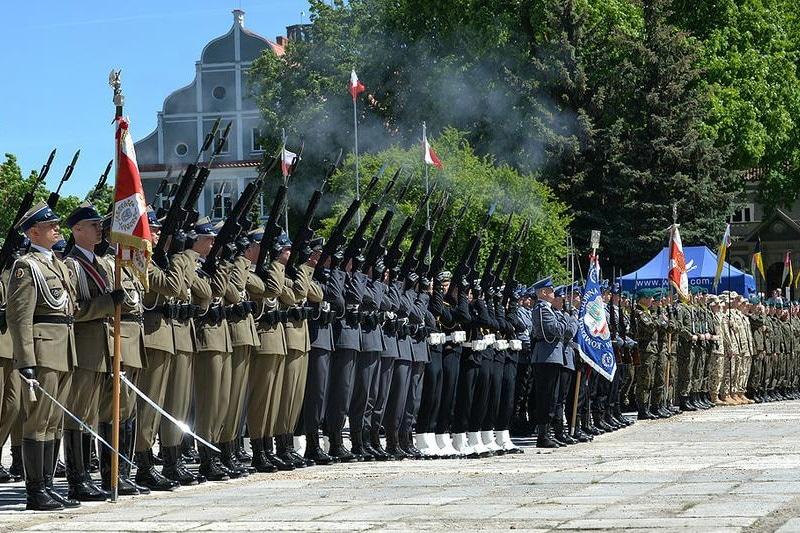 zdjęcie - Weterani misji świętowali na Mazurach