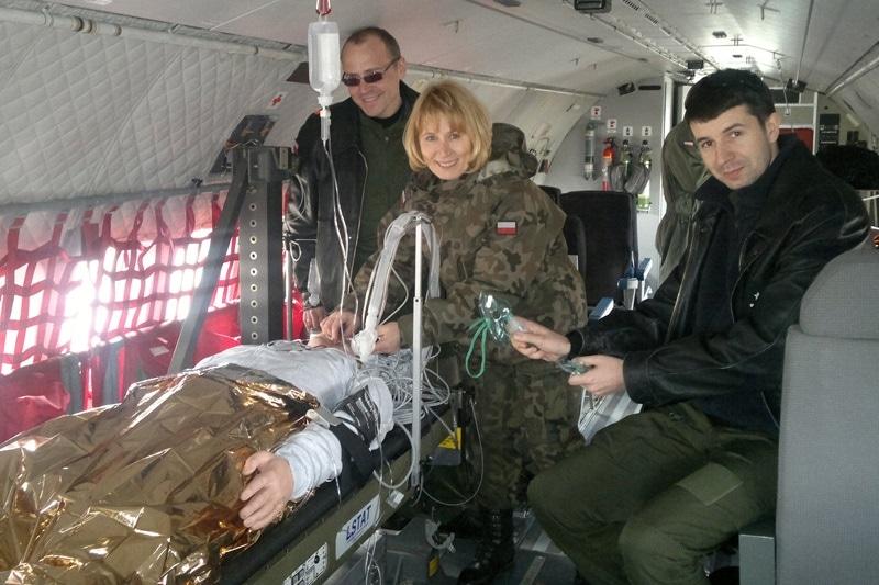zdjęcie - Medal Florence Nightingale dla polskiej ...