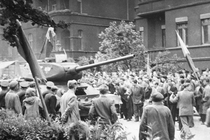 zdjęcie - Komuniści chcieli wykorzystywać wojsko przeciwko ...