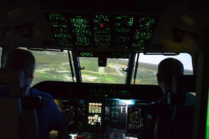 Symulator C-295M już działa