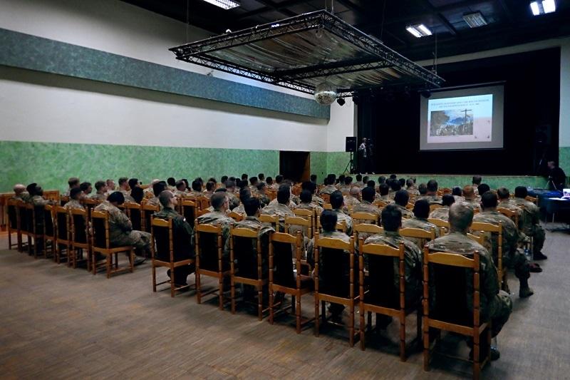 zdjęcie - Amerykańscy żołnierze uczą się polskiej ...