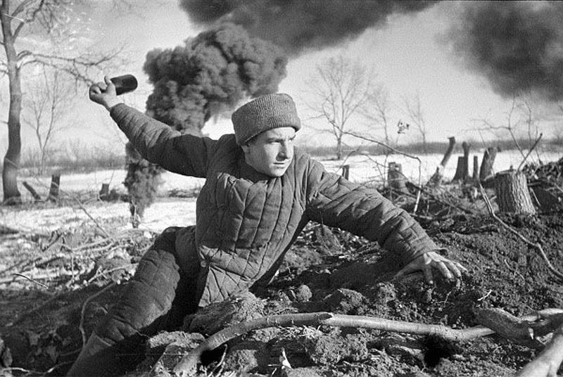 zdjęcie - Armia Czerwona zamyka kleszcze