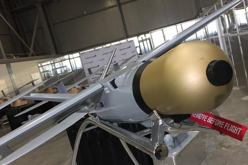 zdjęcie - Wojsko kupiło drony uderzeniowe